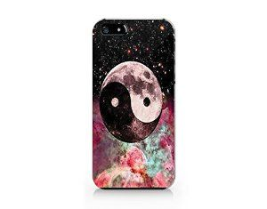 Yin Yang Plastic Phone Case for Iphone 6 or Iphone 6 Plus by Yurishop