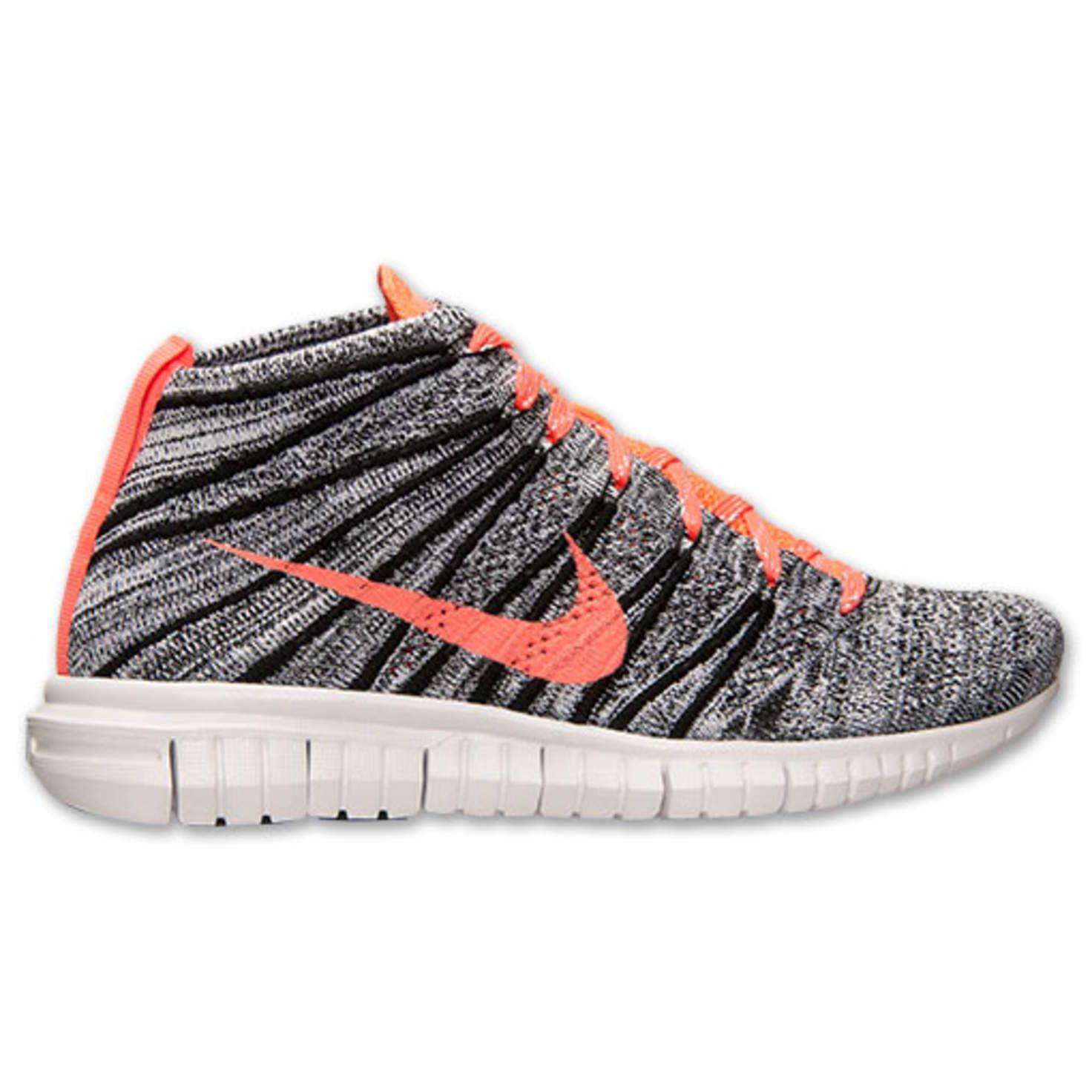 Nike Lunar Flyknit Chukka menta