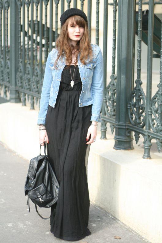 Robe Longue Jean En Veste Blog DeEHbW9IY2