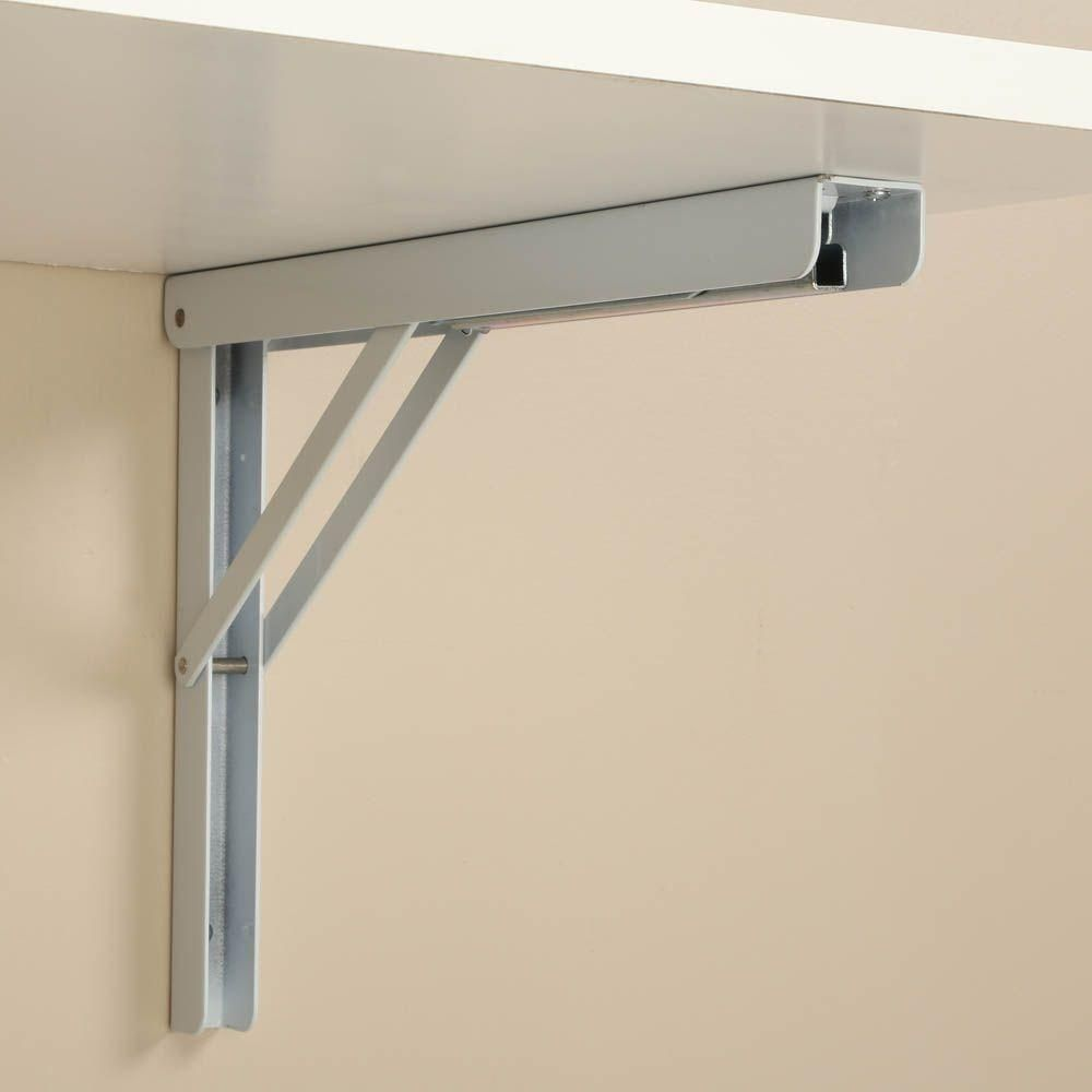 Wall Mount Fold Down Table Hinge | http://brutabolin.com ...