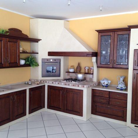 Cucina Muratura Angolo Arrex Gloria | Cucine | Pinterest | Cucine ...