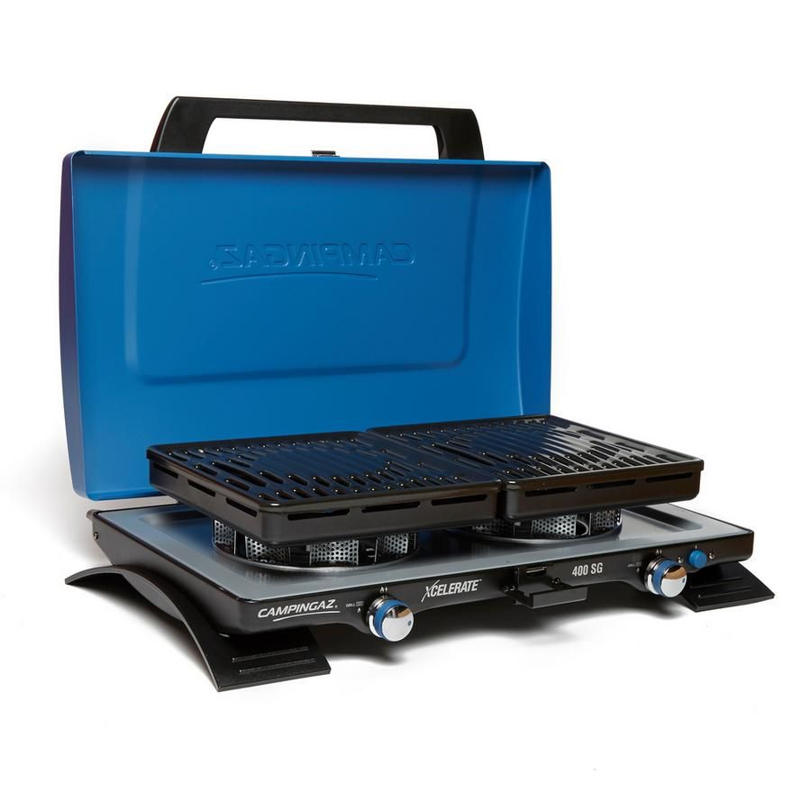 CAMPINGAZ 400 SG Double Burner and Grill | Camping dreams ...