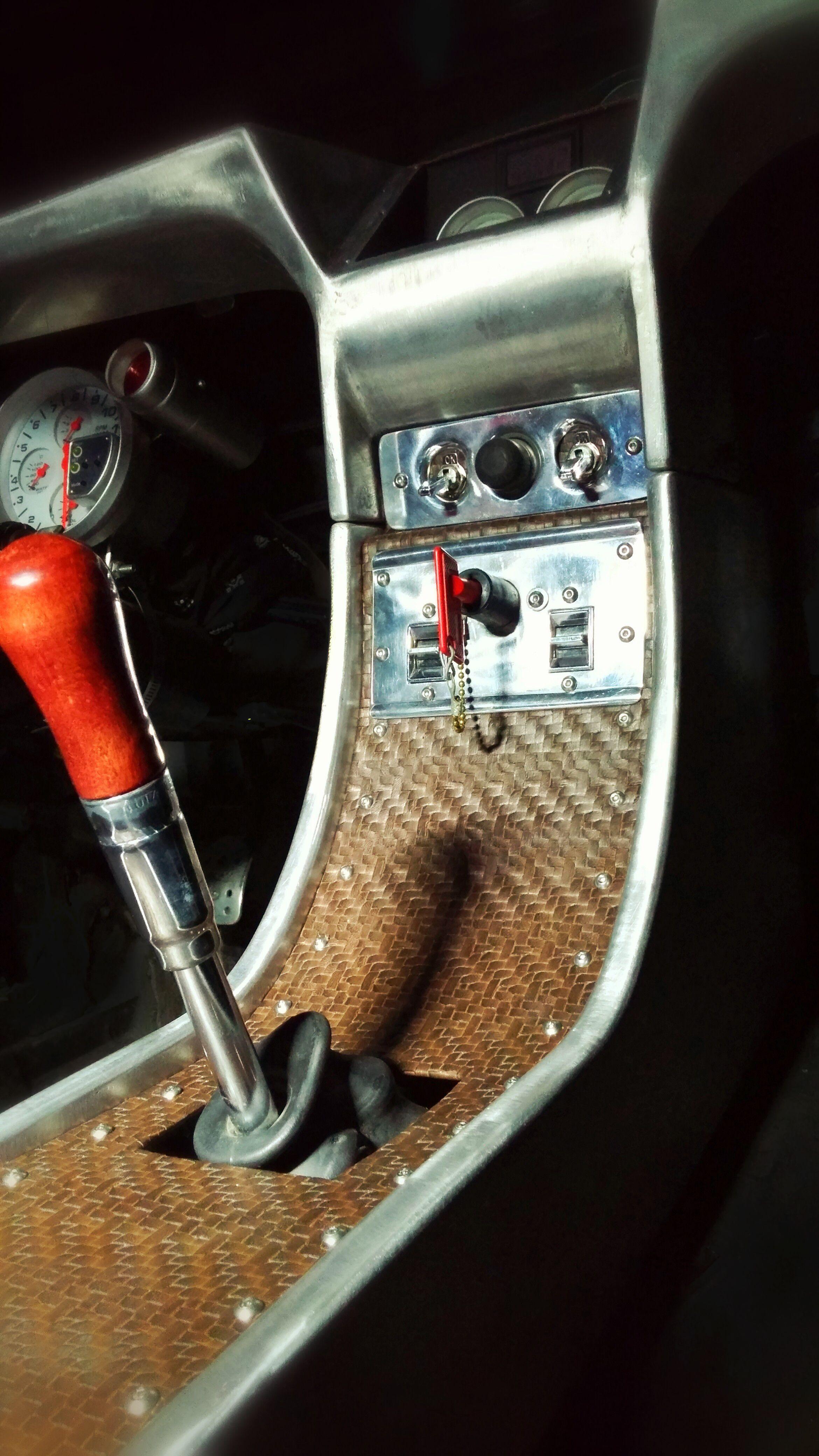 1978 C3 Corvette Widebody Race Car Custom Aluminum Bomber