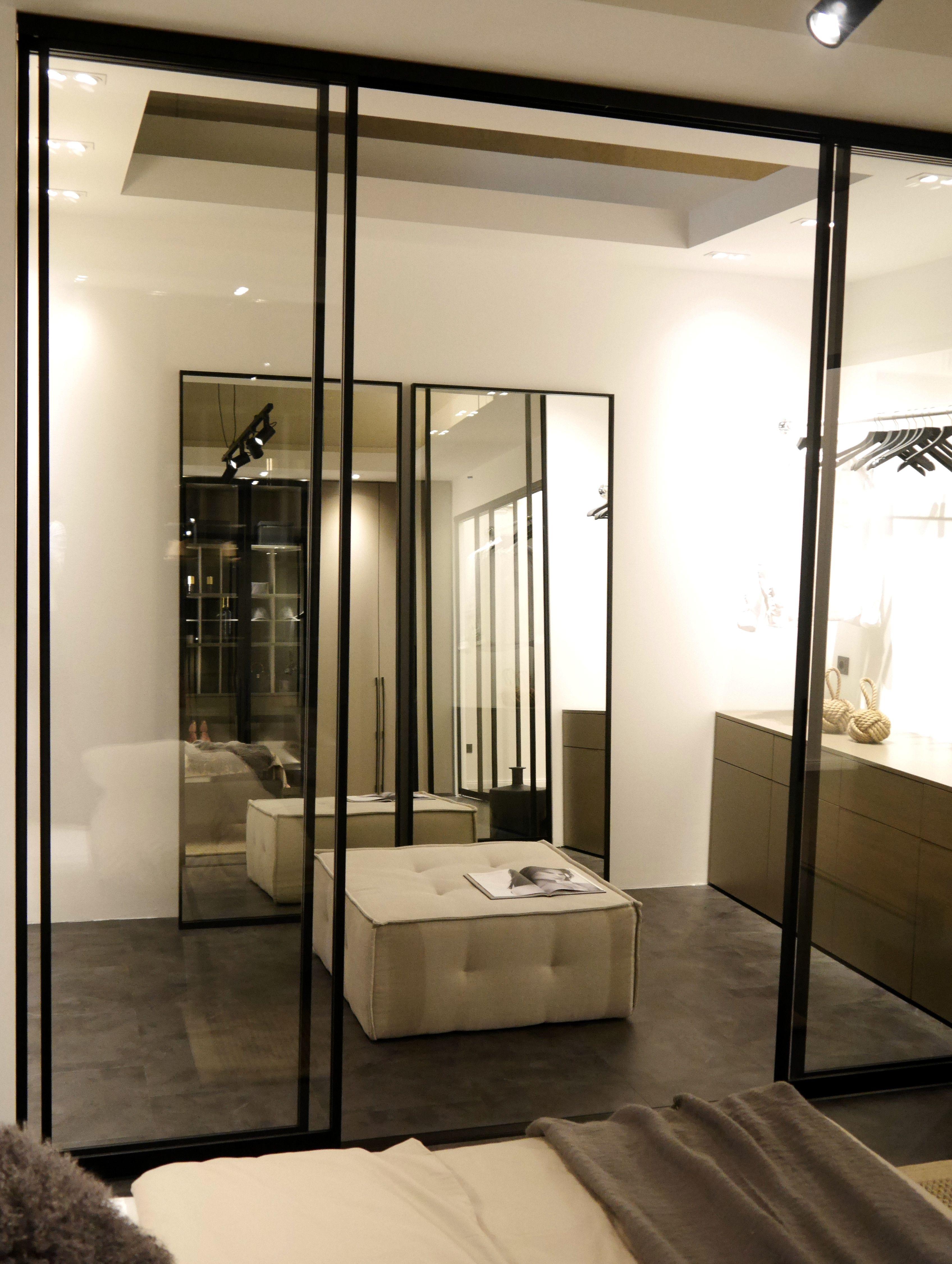im schlafzimmer schlafzimmer zum ankleideraum schiebet r schiebet r glas glasschiebet r. Black Bedroom Furniture Sets. Home Design Ideas
