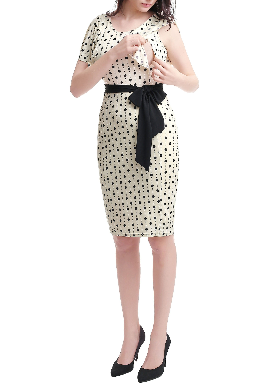 0916aeb041  68 Kimi and Kai Makayla Maternity Nursing Dress