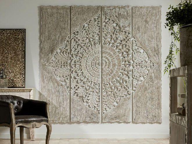 Resultado De Imagen De Panel Decorativo Indonesian Decor Decor Wall Deco