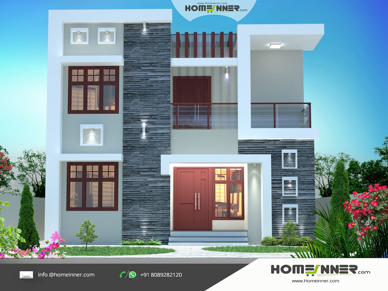 Home Design Pictures Endearing About The Home Design Here Is The Latest Modern North Indian Style . Inspiration