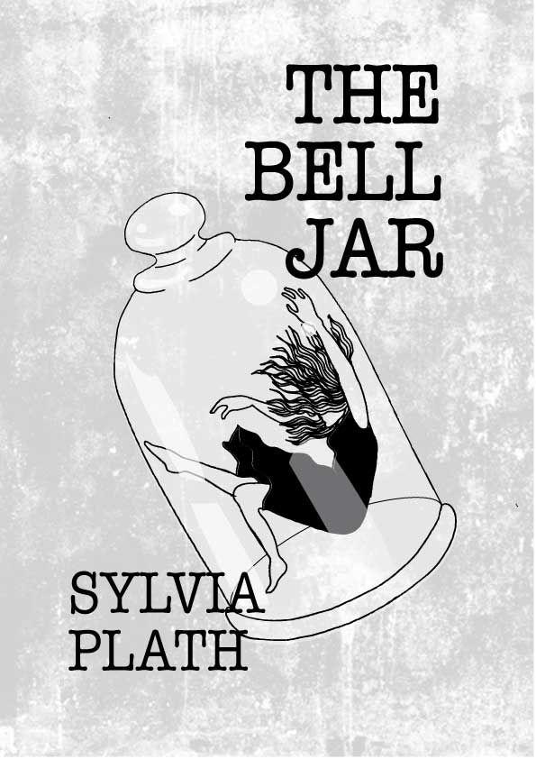 Book Cover Idea For Sylvia Plath S The Bell Jar Essays Essay