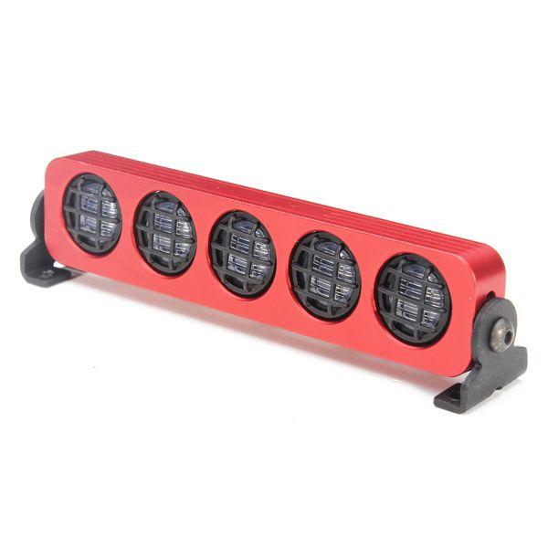 AUSTAR LED Light Aluminum Alloy Frame For 1/10 1/8 CC01/D90/SCX10 RC ...