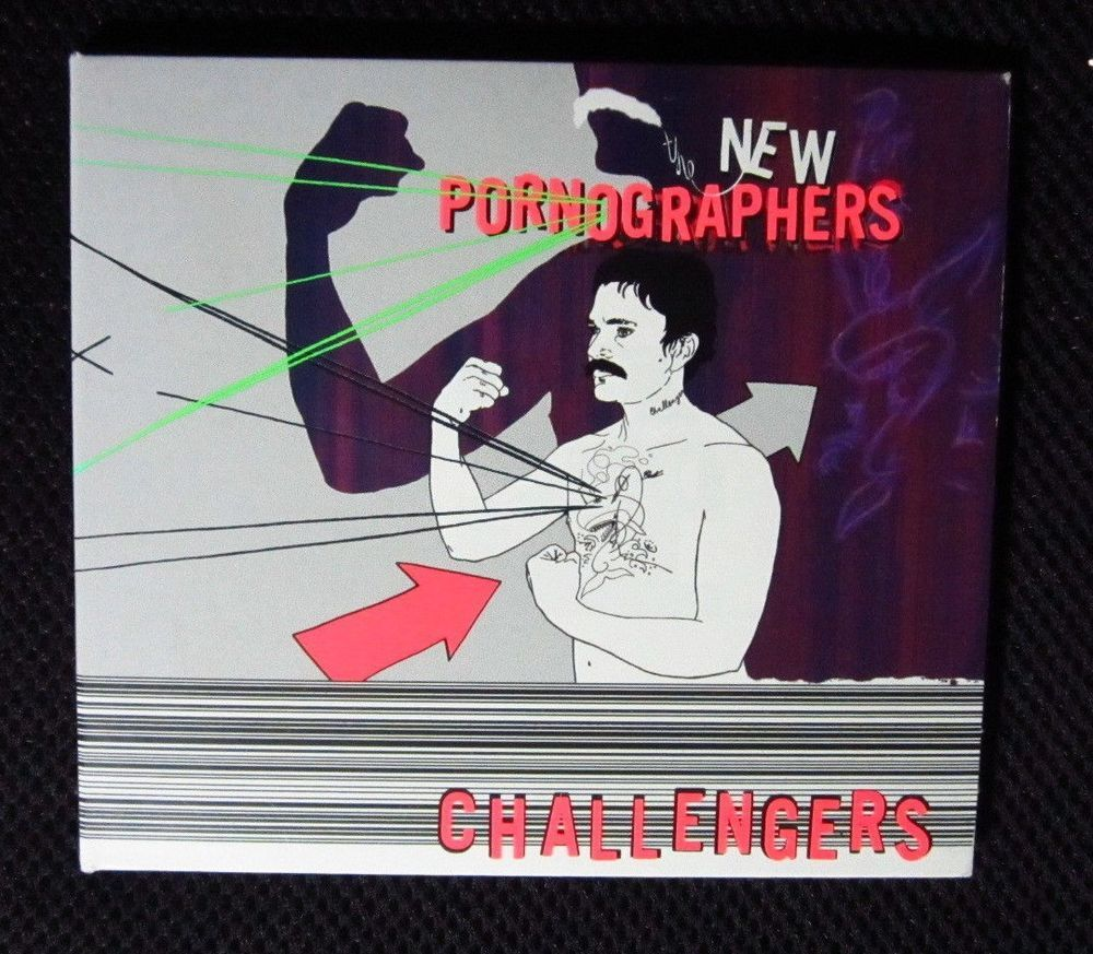 And have The new pornographers challengers