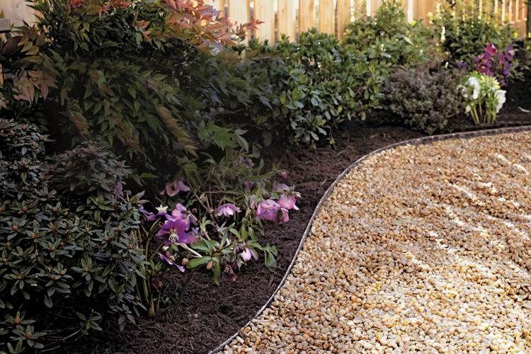 Gartenweg Gunstig Anlegen Mit Preiswerten Materialien In 2020 Gartenweg Garten Landschaftsbau