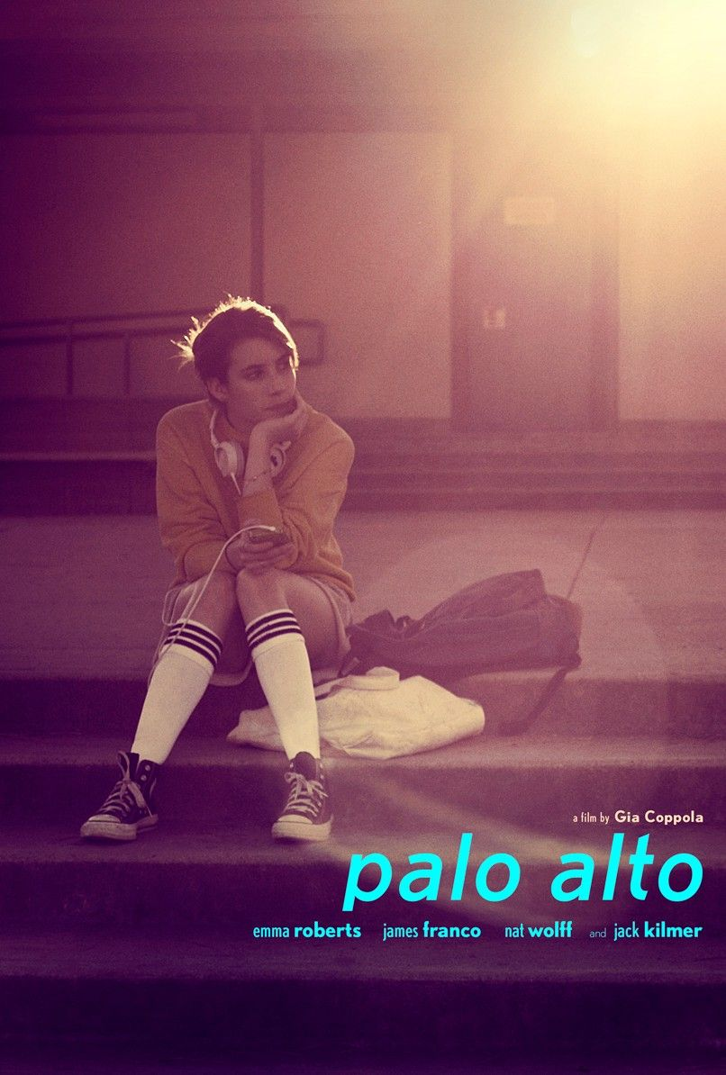 palo alto movie poster the posters for this movie are