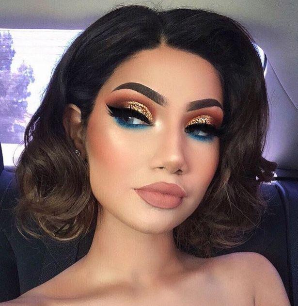 Neuer Instagram-Trend: Mädchen fingen an, ihre Augenbrauen wie einen Fischschwanz aussehen zu lassen - Samantha Fashion Life #prommakeup