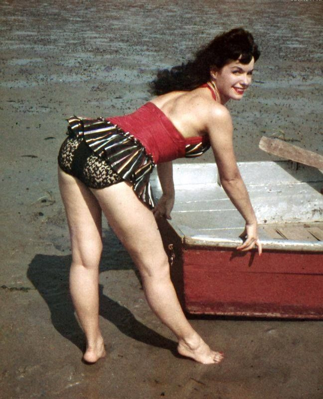 Pin on TG_Bettie Page