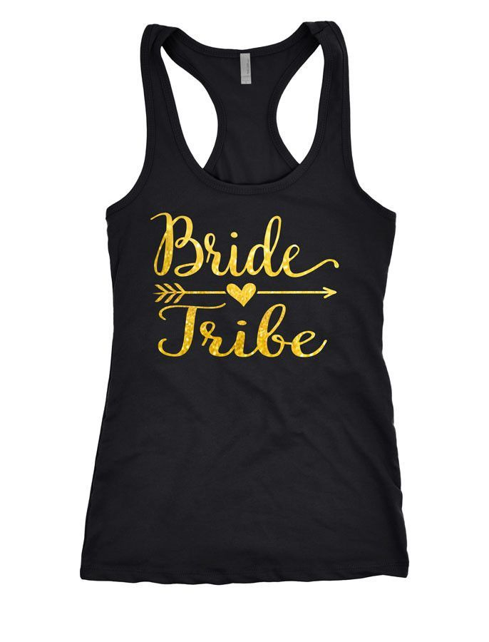 Bride Tribe Shirts Bridal Party Under 10 Bridesmaid Stag Nights And Hen