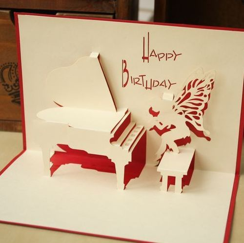 how to make 3d cards Google Search – Popular Birthday Cards