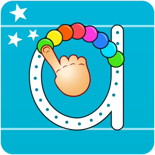Writing Wizard Kids Learn to Trace Letters & Words