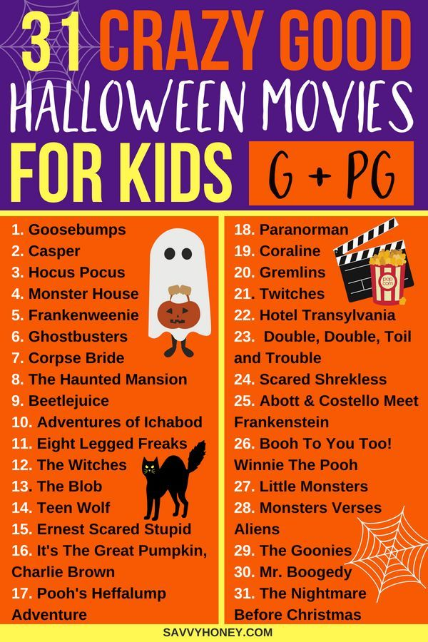 31 Family Halloween Movies For Kids Savvy Honey Best