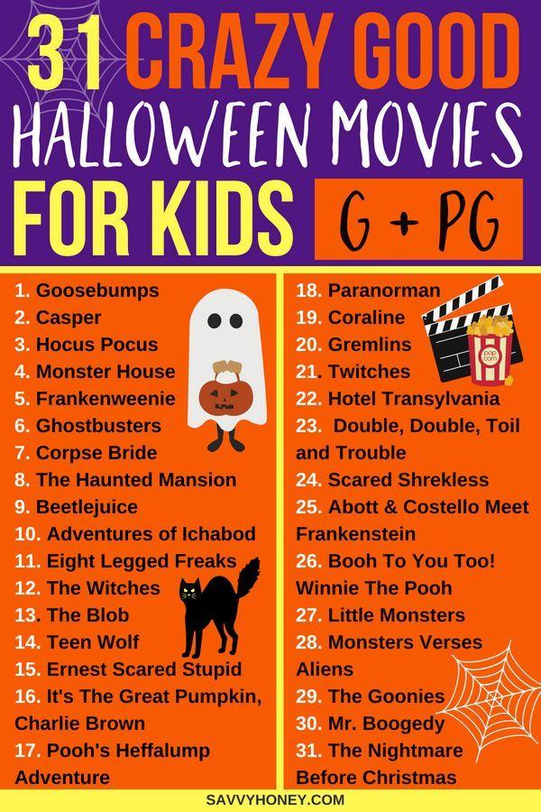 31 Family Halloween Movies For Kids Savvy Honey Best