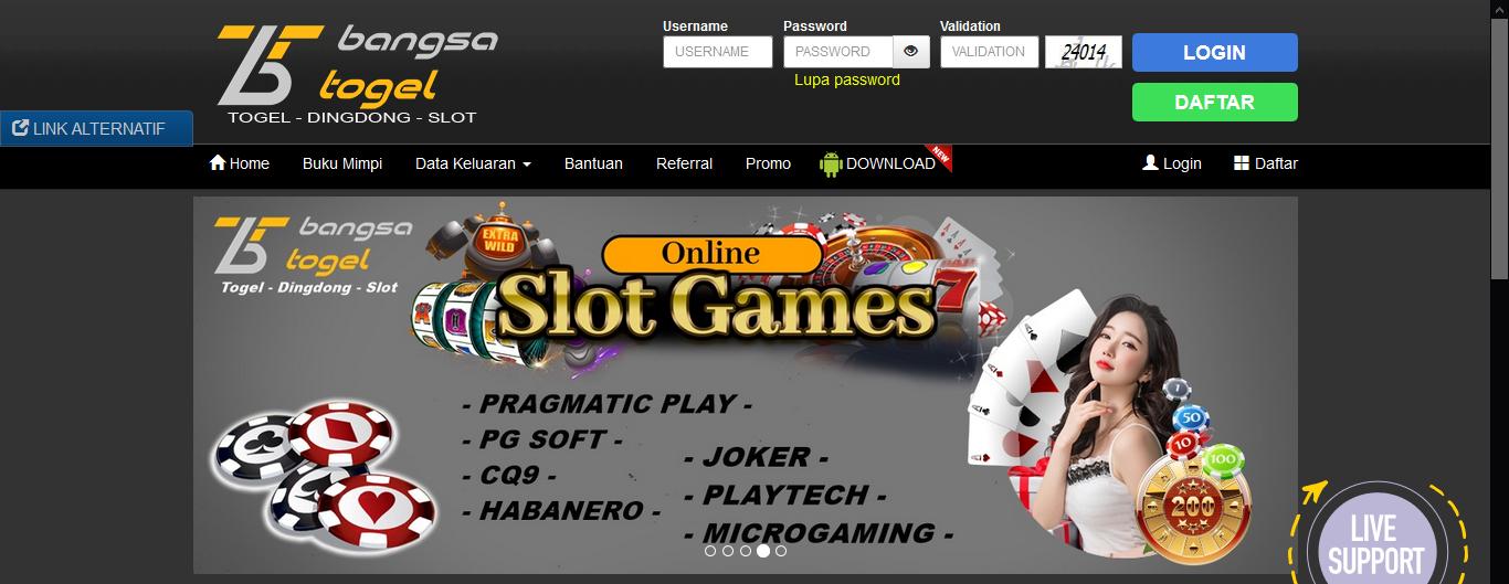 King4d Menyediakan Slot Online Uang Asli Pengetahuan Joker Buku
