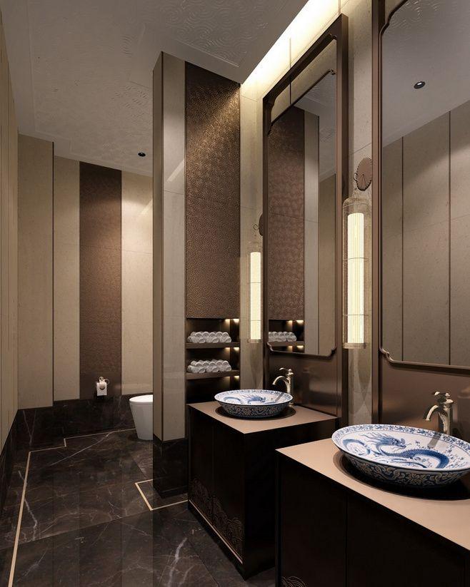 Bathroom Washroom Design Spa Bathroom Design Ideas: Pin By Gigi Almedbel On Bathrooms & More