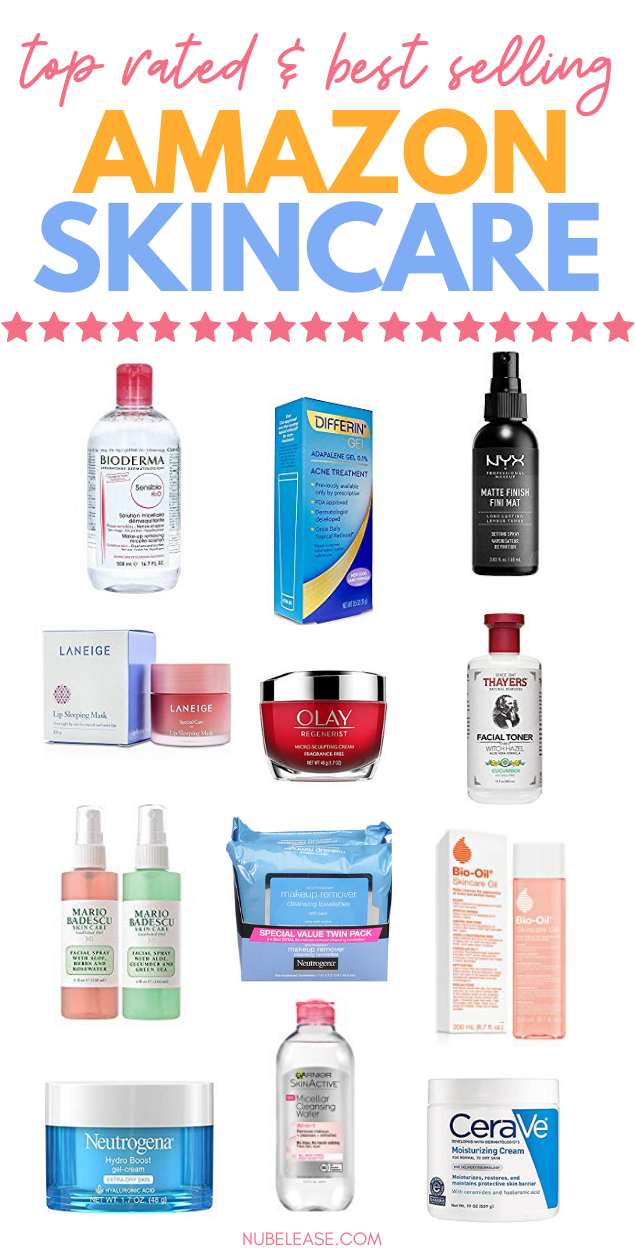 Best Amazon Skin Care Amazing Beauty Products On Amazon In 2020 Amazon Skincare Best Skincare Products Skin Care