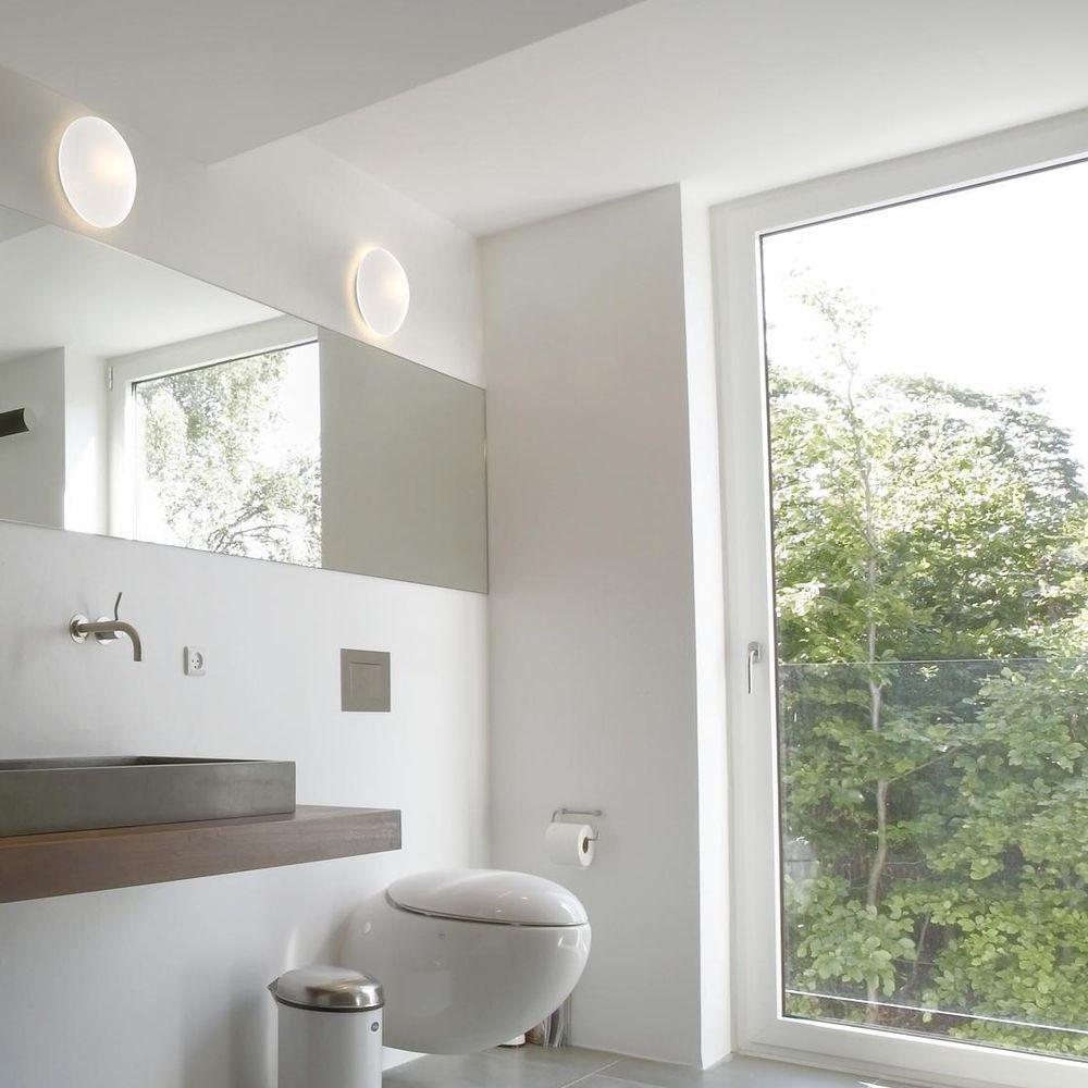 Runde Deckenleuchte Standard Weiss E27 Weiss Aussenleuchten Einrichtungsideen