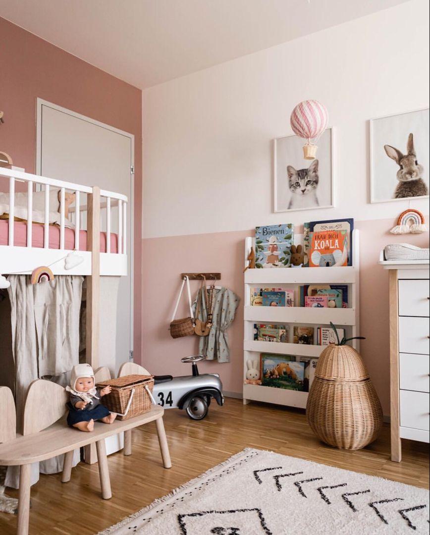 Ferm Living Pear Basket is part of Modern kids room -