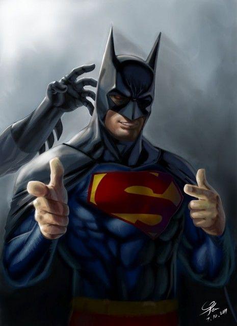 Damnit, Clark!