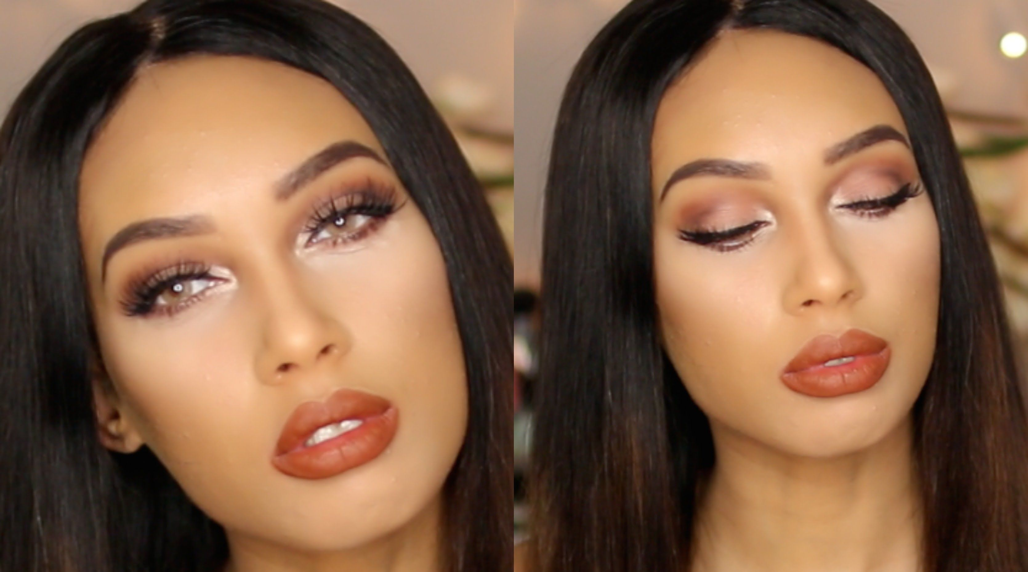 Warm Tone Makeup for ANY Skintone Tutorial