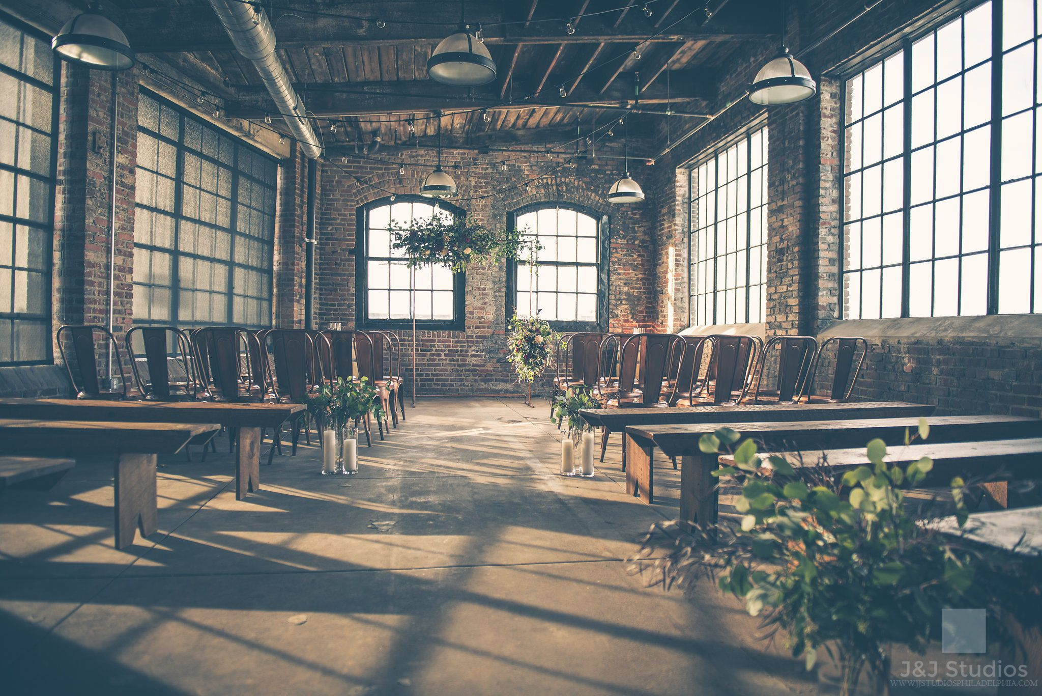 Anthony and Briana's Wedding at Philadelphia Distilling