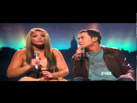 Lauren Alaina And Scotty Mccreery Sang Up On The Roof During Top 6 Week On 2011 American Idol American Idol 2011 Lauren Alaina S Performances Laure