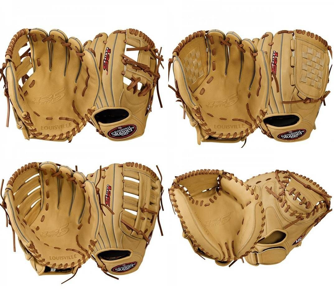gants de baseball louisville slugger 125 series. Black Bedroom Furniture Sets. Home Design Ideas