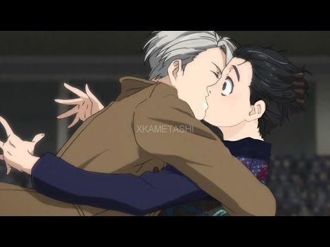 scene Yuri sub kissing eng
