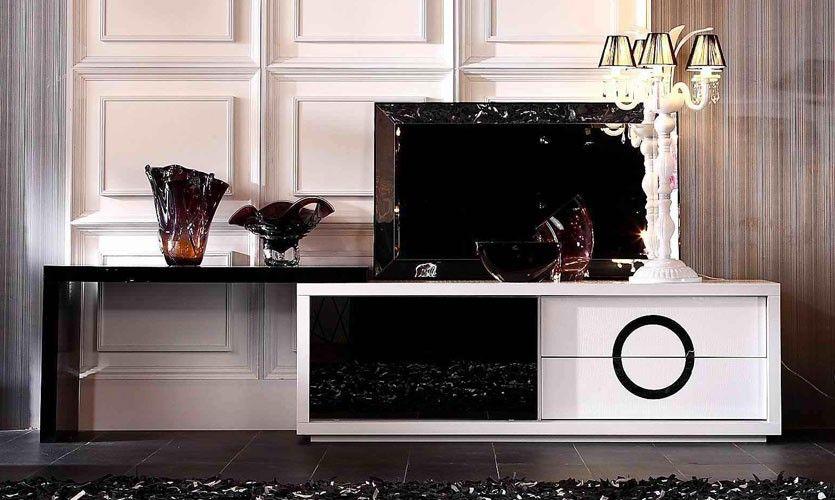 AA532-180 Crocodile Lacquer TV Stand and L Shape & AA532-180 Crocodile Lacquer TV Stand and L Shape   Hollyhock Ideas ...
