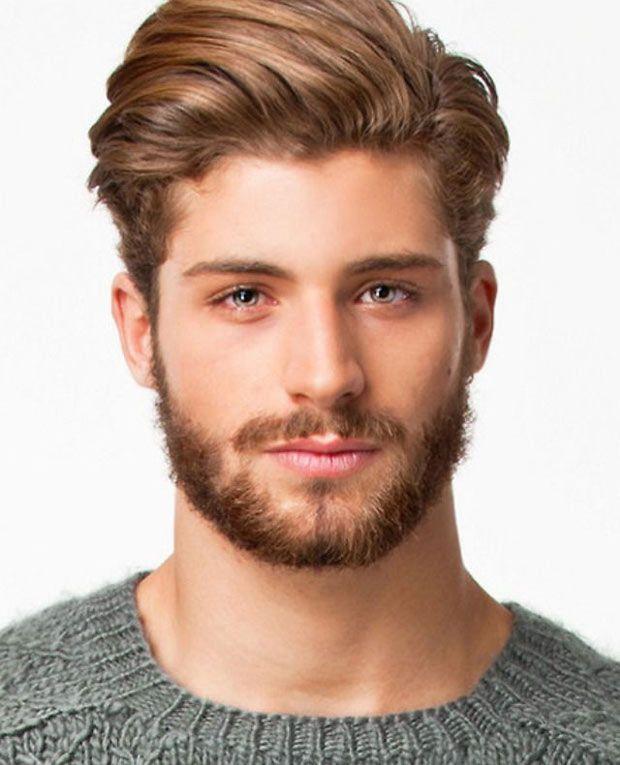 Está sem ideia para um corte de cabelo mais ousado para esse ano  Confira  uma seleção de cortes de cabelos masculinos para todos os gostos! 7b462aae109
