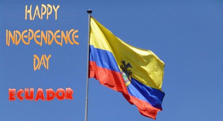 Ecuador Independence Day Flags Quotes Other Pinterest - Ecuador flags