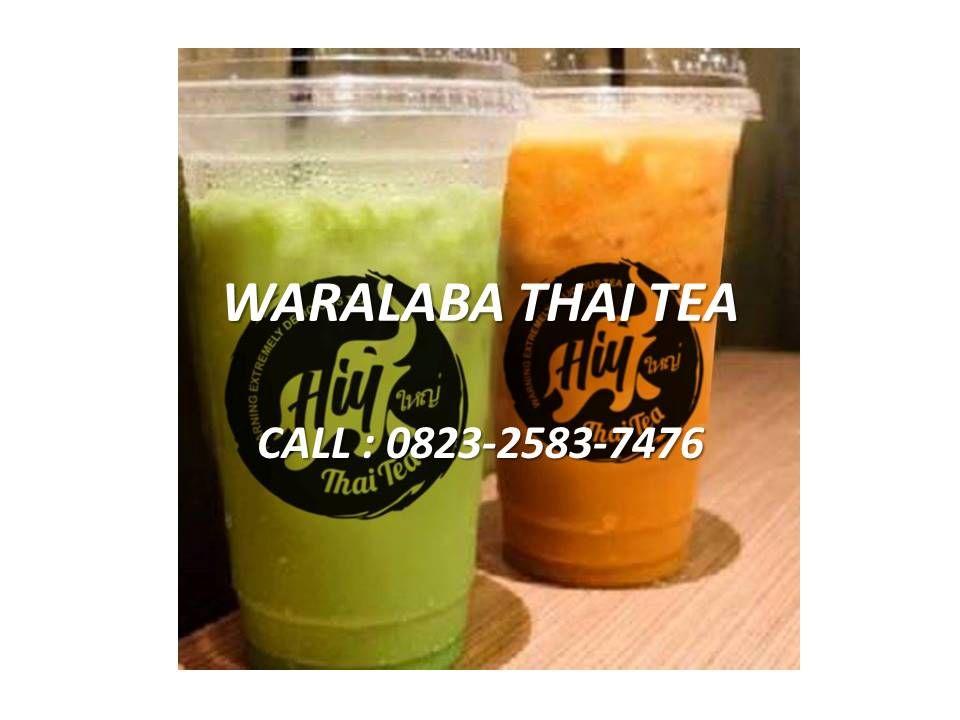 Enak Call 0823 2583 7476 Haus Thai Tea Minuman Tahu Thailand