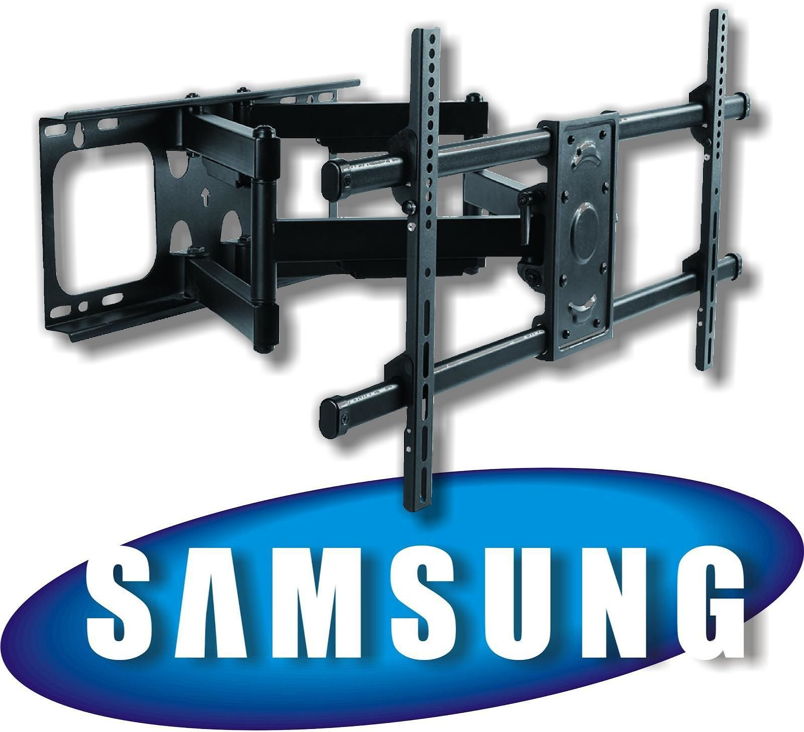Tv Mounts And Brackets Full Motion Tv Wall Mount 55 60 65 70 75 80 90 Inch Samsung Qled Led Oled Hdtv B Full Motion Tv Wall Mount Wall Mounted Tv Tv Mounts