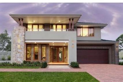 30 modelos de frentes de casas moderne h user umbau und einrichten und wohnen. Black Bedroom Furniture Sets. Home Design Ideas