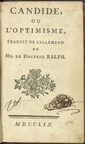 """""""Candide""""  av Voltaire Tenk å hatt ein så fin utgave..."""