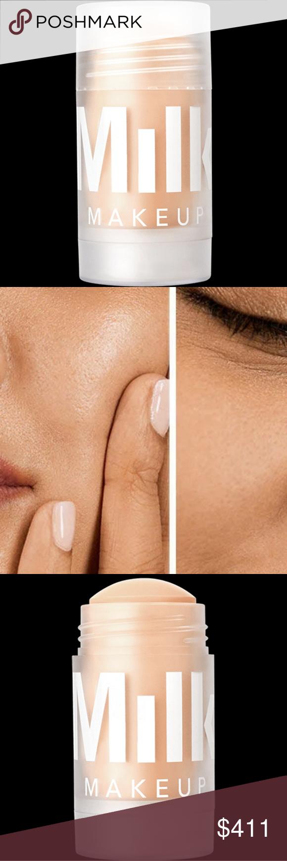 Milk makeup blur stick matte face skin pore primer NWT