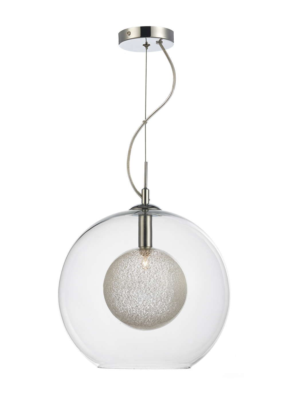 Clear claudia pendant ceiling light bhs decorating ideas clear claudia pendant ceiling light bhs mozeypictures Image collections