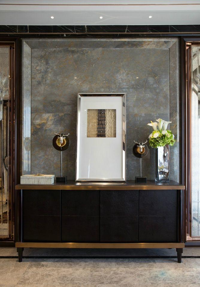 Tv cabinet luxury  Home ideas  Pinterest  가구 및 인테리어