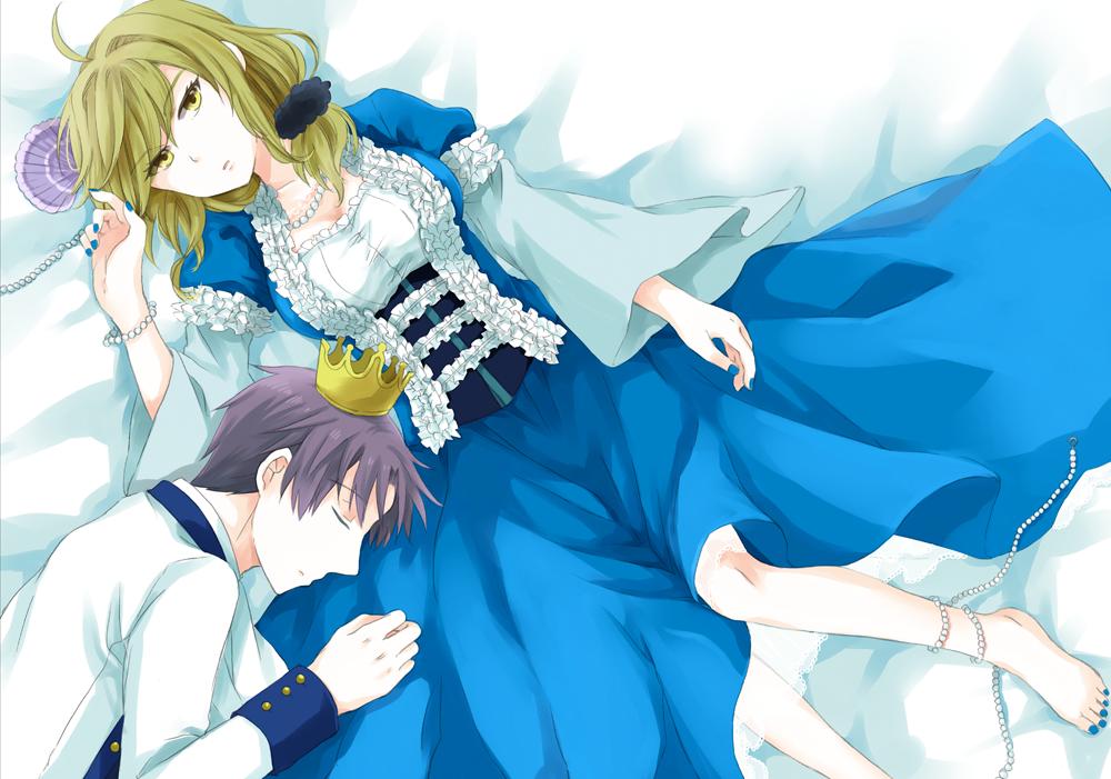 Seo Yuzuki Wakamatsu Hirotaka Anime Anime Love Monthly Girls Nozaki Kun