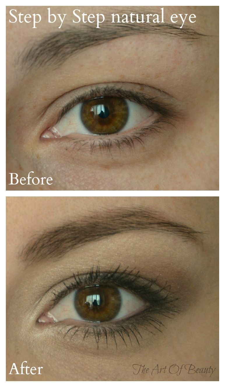 The Art Of Beauty Great Tutorial for a natural eye look
