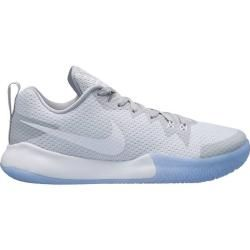 Photo of Nike Herren Basketballschuhe Zoom Live Ii, Größe 48 ½ In White/white-Wolf Grey-Pure Pla, Größe 48 ½