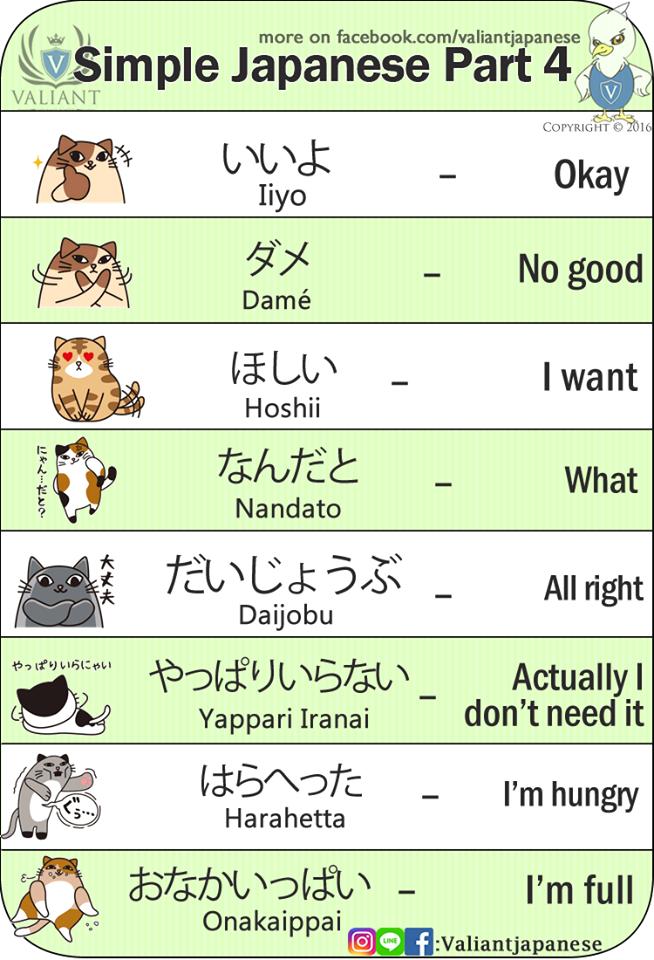simple japanese languages of the world pinterest japanese