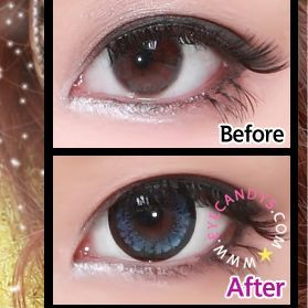 GEO Magic Color Contacts #coloredeyecontacts Want innocent and doll-like look? Buy and wear these classy Angel color contact lenses! ツFREE shipping! #eyecandys #colorcontacts #coloredeyecontacts