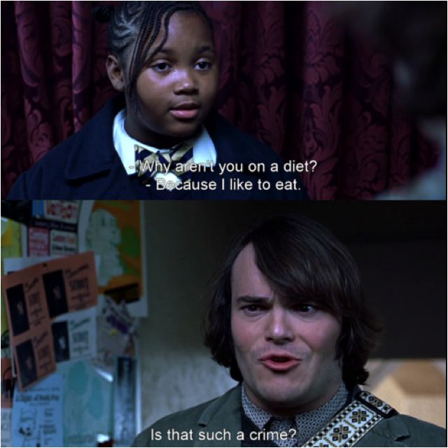One Of My Favourite Parts In School Of Rock Moviestv Shows